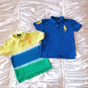 Ralph Lauren Polo Shirt bundle
